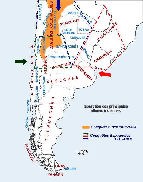 indiens d'argentine