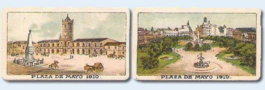 centenaire Argentine 1910