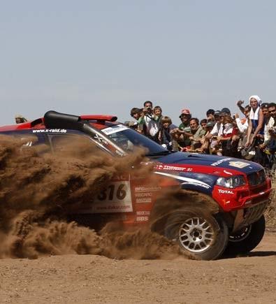Dakar 09