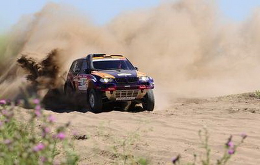 Etape 3 du Dakar 09