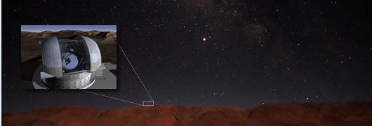 telescope geant E-ELT