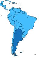 Amérique du Sud Argentine