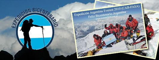 Argentine Everest Bicentenaire