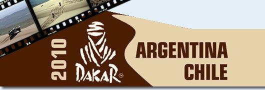 Dakar Argentine Chili 2010