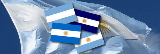Drapeau Argentin