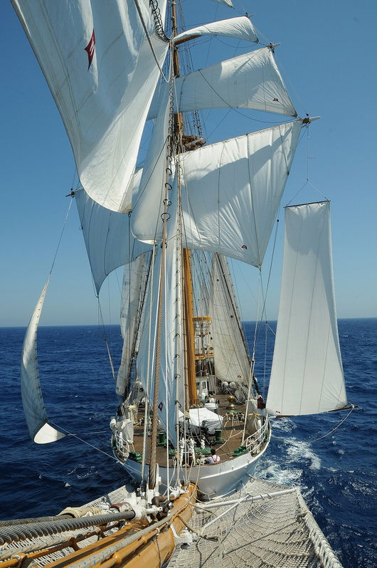 Velas Sudamerica Mar del Plata