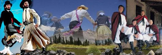 histoire du folklore argentin