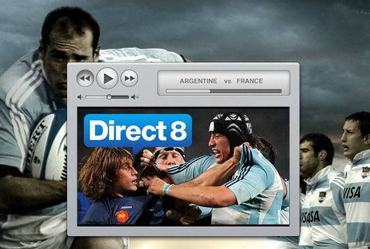 Rugby Argentine France
