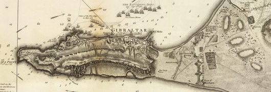 Jacques de Liniers Gibraltar