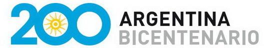 logo bicentenaire Argentine 2010