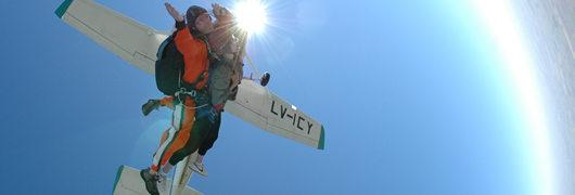 Parachutisme Argentine