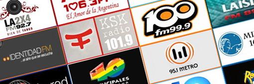 radios argentine