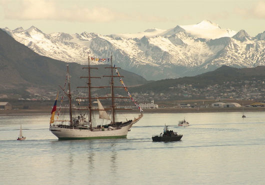 voilier Ushuaia