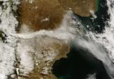 Patagonie Satellite