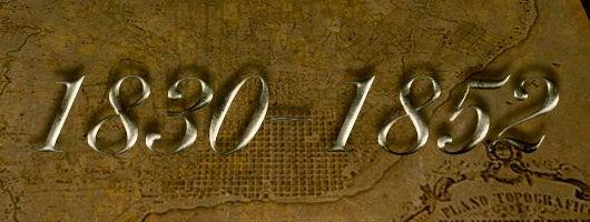 argentine 1852