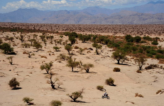 Dakar 2011 Argentine Chili