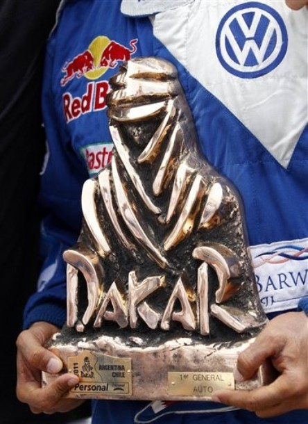 Rally Dakar Argentina Nasser Al-Attiyah