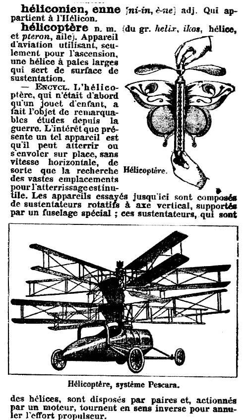 Larousse 1922