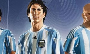 Messi - Higuain - Veron