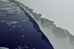 Antarctique barriere de ross