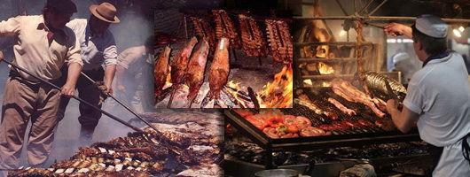 barbecue asado argentin