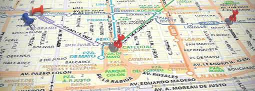Visite de Buenos Aiires