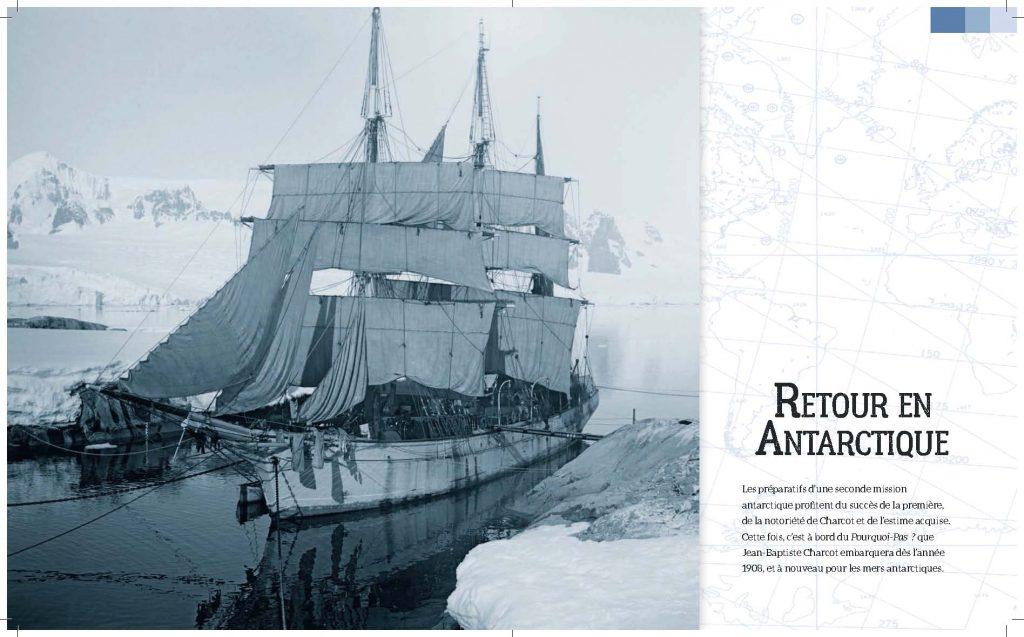 charcot antarctique