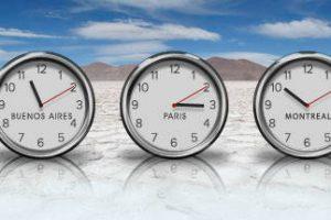 decalage horaire Argentine