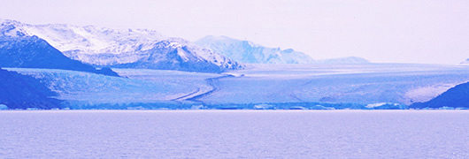 glacier patagonie upsala
