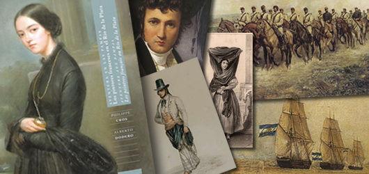 livre peintres francais en Argentine