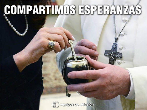 pape argentin