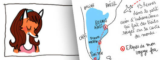 penelope jolicoeur en Argentine