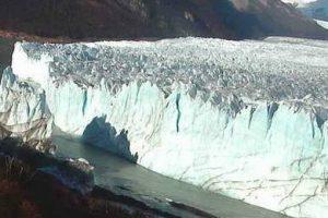 rupture du pont de glace