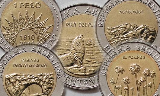 Peso du Bicentenaire de l'Argentine
