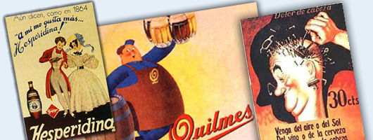 publicite argentine anciennes