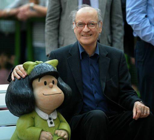 Quino et Mafalda