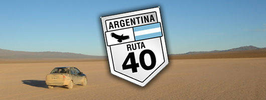 route 40 Argentine