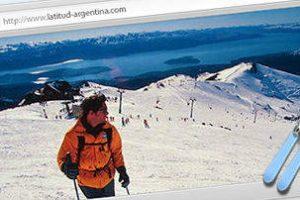stations de ski argentine