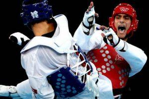 Medaille d'or au Taekwondo
