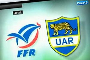 rugby France-Argentine