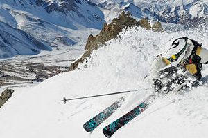 Freeskiing World tour