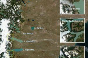 lacs de Patagonie