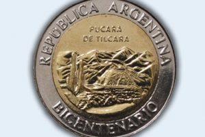 peso bicentenaire Argentine Tilcara