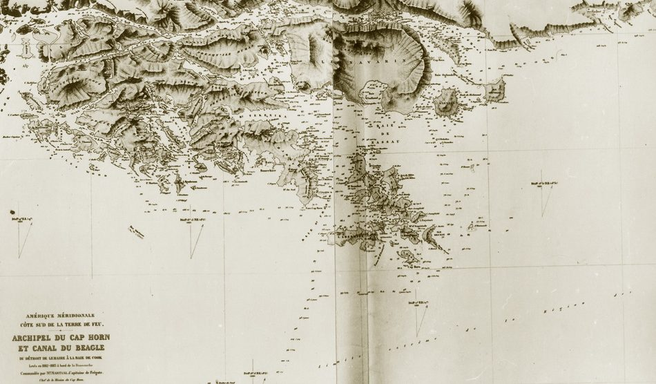 Carte Ushuaia Cap Horn