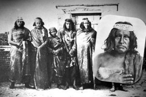 photo indiens tehuelches