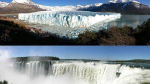 glacier iguazu