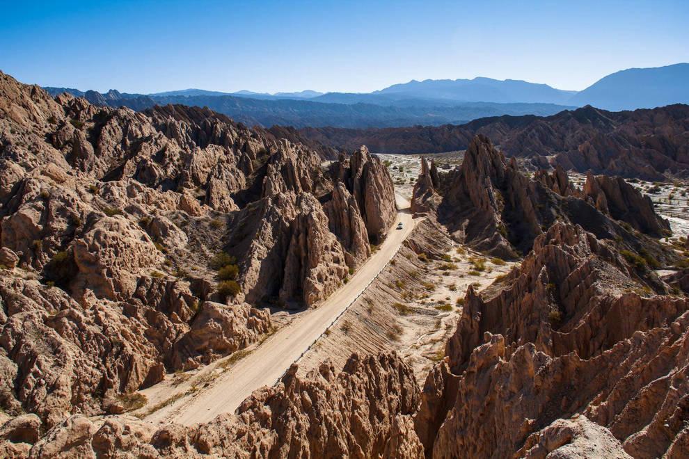 Route 40 - Quebrada de las Flechas