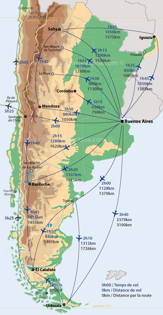 argentine-iguazu-carte