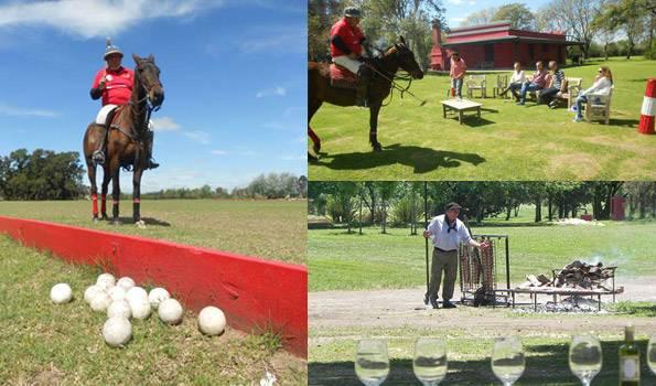 lecon de polo à Buenos Aires