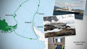 Promotion de dernière minute antarctique